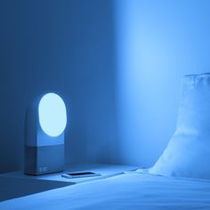 aura is a well thought out active system designed to both monitor and improve sleep