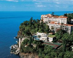 Island of Madeira..where my Great Grandmother was born and lived until she hopped a ship to Hawaii !