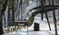 Muskegon Winter Sports Complex - Muskegon Luge is a Snowboard Area in North Muskegon. Plan your road trip to Muskegon Winter Sports Complex - Muskegon Luge in MI with Roadtrippers.