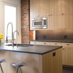 Rift Cut White Oak Cabinets Kitchen Reno Kitchens And