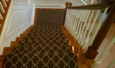 designer stair carpet | Stair Runners | Design Your Own Carpet For Any Size Staircase