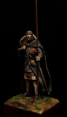 Sergent Templier, XIVe siècle