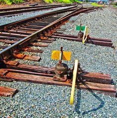 Freight Yard Tracks & Switches|Love's Photo Album
