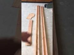 Ultralight Kayak - Middle School Project: This is a skin on frame kayak that was made as a prototype to make with my middle school woodshop class. There are some great advantages to a kayak of this style! It was relatively cheap (~$300), no epoxy (less toxic) and is extremely light (~25 l... Make A Boat, Build Your Own Boat, Canoes, Kayaks, Simple Boat, Boat Building Plans, School Projects, Epoxy, Middle School