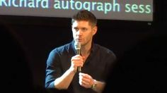 Jensen about Dean and Castiel's friendship on season 9 Jibcon 2014 … I'm so glad he spoke up about this.... :(