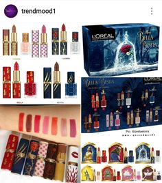 We knew it was coming. Okay, we may not have actually known but our guts told us to expect this, didn't it? Maybe not from L'Oreal but from some super intelligent cosmetic company that knew there would be an audience. Right here, folks! We are the audience! The L'Oreal Beauty and the Beast Makeup Collection …