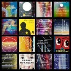 Haruki Murakami Reading Group  - read all of Haruki Murakami's novels and short stories in an online group setting through Book Oblivion Academy.