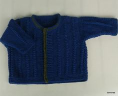 Looking for your next project? You're going to love FRANCESCO, a baby cardigan…