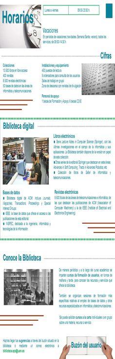 Guía de centro Biblioteca Politécnica parte interior (2007)