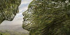 Eins werden mit der Natur. Die Schattenseite unserer Gesellschaft: Kontroverse Illustrationen von Igor Morski