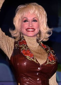 Dolly Parton - Where's the cleavage gone?