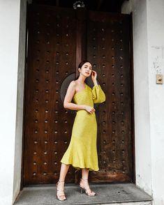 Trendy Outfits, Summer Outfits, Fashion Outfits, Dress Outfits, Dress Up, Thai Fashion, Cute Korean Girl, Korean Dress, Insta Photo Ideas