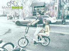 Instagram picutre by @nessebikes: Ness Icon Folding ebike- You can find one of our stylish ebikes at @electric_bike_miami @electribike_miami . Electric Bikes Miami shop is a unique bike shop that specializes only on the sale of electric bicycles. Stop by to test drive a Ness Icon ebike. #Miami @nessebikes - Shop E-Bikes at ElectricBikeCity.com (Use coupon PINTEREST for 10% off!)