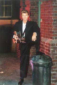 Alan Davidson - All Action - David Bowie - 1990's - Catawiki