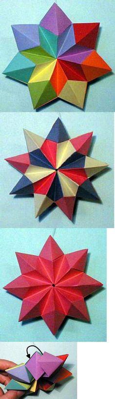 Modular Origami Estrella