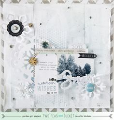 A Project by jen kinkade from our Scrapbooking Gallery originally submitted 12/01/13 at 06:32 AM