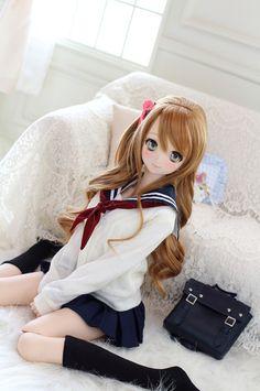 Anime muñeca so so cute no? Esta hermosa!!!!