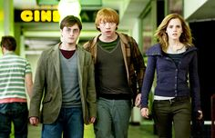 """""""Harry Potter"""" Trio to Reunite and Film New Scenes as Harry, Ron, and Hermione  and will be featured in the upcoming Universal Studios Orlando ride, """"Harry Potter and the Escape From Gringotts."""""""