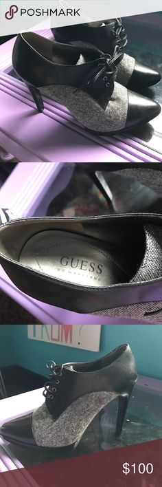 Guess by Marciano!! Great condition, very stylish! Guess Shoes Heels