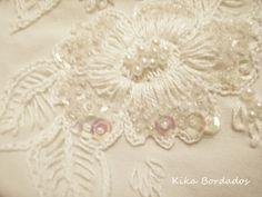 Bordados feito a mão / embroidery/ handmade