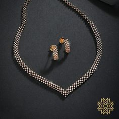 Manubhai Jewellers offers a wide selection of gold & diamond earrings, necklaces, rings, & bangles. Visit our store in Borivali to check out the latest jewellery designs. Tanishq Jewellery, Diamond Jewellery, Diamond Mangalsutra, Manubhai Jewellers, Diamond Necklace Set, Gold Jewelry Simple, Bridal Jewelry, Pearl Jewelry, Jewelry Design