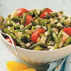 Springtime Asparagus Medley Recipe - fabulous!  One of our favorites!