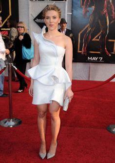 Scarlett Johansson en Armani Privé.