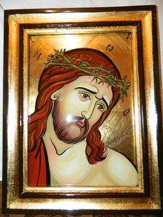 Christ Pantocrator, Orthodox Icons, Jesus Christ, Princess Zelda, Glass, Fictional Characters, Sacred Art, Vows, Drinkware