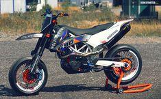KTM SMC 690 RR