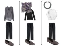 Fall Accent 2013: Turbulence grey for the capsule wardrobe | The Vivienne Files