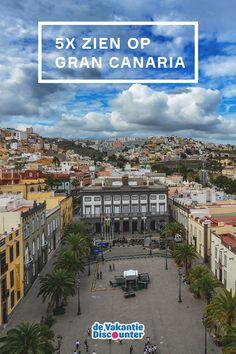 Gran Canaria staat bekend om de kilometerslange zandstranden, bruisende badplaatsen én het mooie weer. Maar wist je dat dit Spaanse eiland ook tal van bezienswaardigheden herbergt? We zetten de meest bijzondere voor je op een rij!