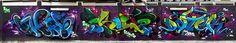 Bari_#Chas #Skolp #Dater #graffiti