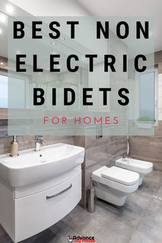 The ​​Best Non Electric Bidets Reviews from Advance My House. Visit our official site to learn more... #AdvanceMyHouse #NonElectricBidet #BestNonElectricBidet #BidetToilet #BidetToiletSeat