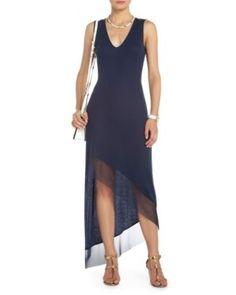 Bcbg Maxazria Alissanne Essential Knit Open Back Dress