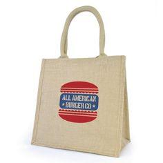 Promotional Bags & Cases - Jute Bag