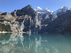 Oeschinensee – Gregors Blog Mount Everest, Mountains, Nature, Blog, Travel, Outdoor, Day Trips, Swiss Guard, Outdoors