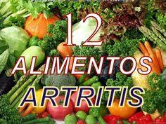 Alimentos Prohibidos Por Ser Malos Para La Artritis Reumatoide - YouTube