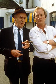 1980s TV: Minder: Better not tell her in-doors