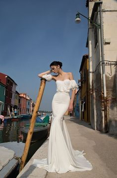 My favourite designer wedding dresses. Collection 2015. Beautiful photo shooting #wedding #dress #weddingdress #indbaldror #beautiful