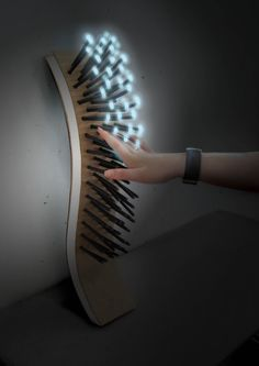 TOUCH YOUR LIGHT on Industrial Design Served