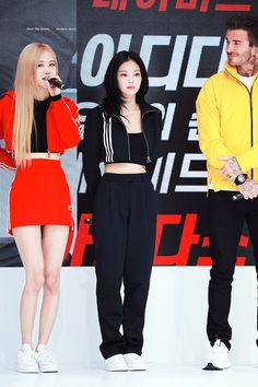 Sport wear that I like Kim Jennie, South Korean Girls, Korean Girl Groups, Blackpink Fashion, Fashion Outfits, Ootd Poses, Rapper, Adidas Outfit, Kpop Outfits