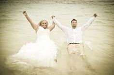 DestinationWeddings.com -- wedding in Punta Cana. Love this picture!