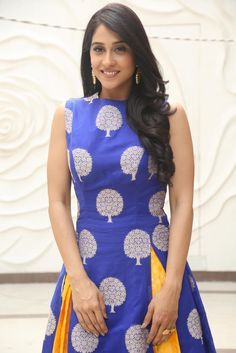 cool Regina Cassandra stills at Shourya movie press meet