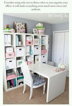 Image result for craft storage spare bedroom