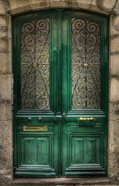 Green Door ....Romania