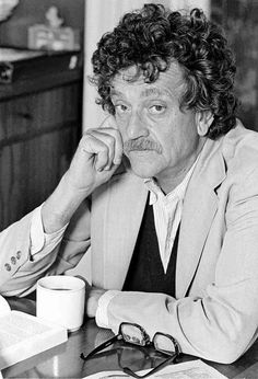 Author Kurt Vonnegut New York City 1979