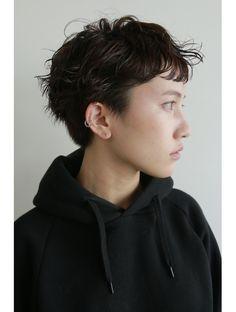 Short Pixie, Short Cuts, Natural Hair Styles, Short Hair Styles, Very Short Hair, Salon Style, About Hair, Perm, Hair Inspo