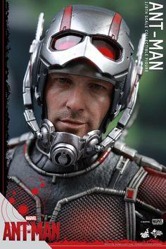 #HotToys #Antman