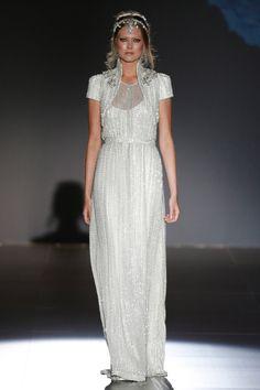 Jesus Peiro 2016 Bridal Kollektion Barcelona Bridal Fashion Week  http://www.hochzeitswahn.de/inspirationsideen/jesus-peiro-2016-bridal-kollektion/ #weddingdress #fashion #style