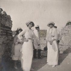 Anastasia, Olga, & Tatiana